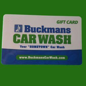 Buckmans Gift Card